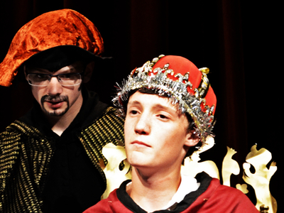 """Richard III"" performed by the Doylestown Company"